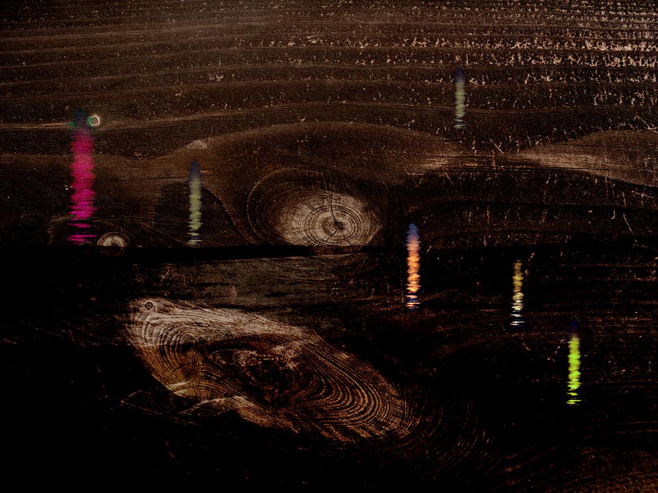 Licht auf dem Wasser, 2014, Inkjet Print